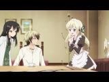 У меня мало друзей 2 сезон 6 серия[озв.Primary_Alex]|Boku wa Tomodachi ga Sukunai Next [ТВ-2] - 6 серия русская озвучка
